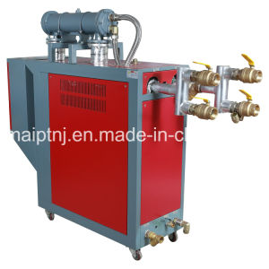 熱伝達オイル暖房の循環システム