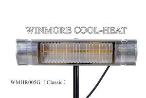 IR à prova de aquecedor de infravermelhos Eléctrico (Calor instantâneo)