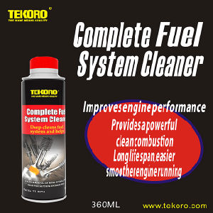 De Reinigingsmachine van het Systeem van de Brandstof van Tekoro