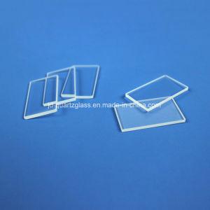 Cialde di cristallo del quarzo per la lastra di vetro del quarzo di esperimenti