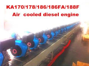 186F 8HP de Dieselmotor Hot Sale Factory Price van Small!