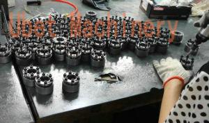Accoppiamento del mozzo dell'asta cilindrica