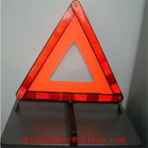 Selbstdreieck-Verkehrs-reflektierende Warnzeichen/Verkehrssicherheit