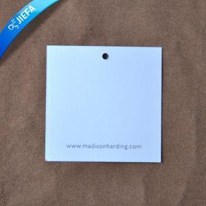 공장 가격 종이 마분지 상표 그네 꼬리표 또는 걸림새 꼬리표 또는 이름표