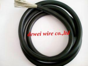 Высокое напряжение силиконового каучука кабель 22AWG UL3239
