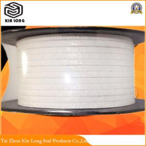 L'imballaggio di PTFE può essere usato per l'acqua di sigillamento, vapore, solvente e l'altri agitatore di media, miscelatore, compressore di calore e pompa centrifuga