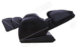 Electric Shiatsu cuidado de cuerpo completo de música Bluetooth reclinable sillón de masaje