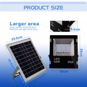 Das besessene Patent und Ce&Rosh genehmigten Solar-LED angeschaltenes Flutlicht