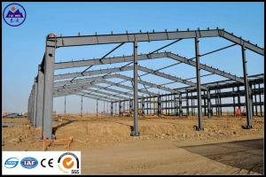 Magazzino leggero della struttura d'acciaio con l'alta qualità