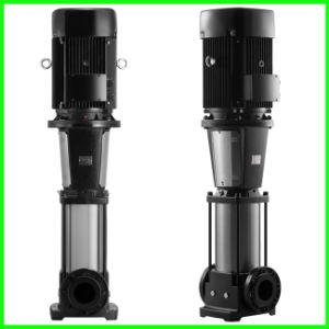Multi-Stage verticales bomba centrífuga para suministro de agua