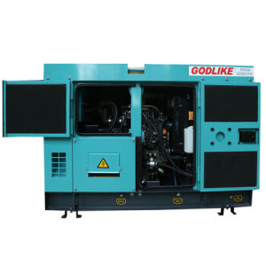 10kVA工場価格のYangdongの極度の無声ディーゼル発電機セット