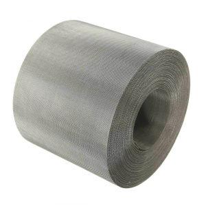 304/316 di rete metallica tessuta dell'acciaio inossidabile per il filtro