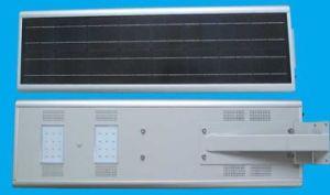 1つの統合された太陽LEDの街灯の12V太陽電池パネル50Wすべて