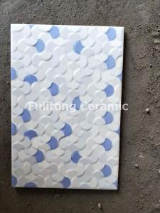 De nieuwe Ceramische Verglaasde Tegel van de Muur van de Badkamers van Inkjet