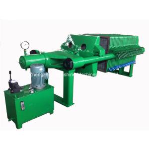 Edelstahl-Wasser-Membranen-Sandfilter-Preis-Presse-Maschine