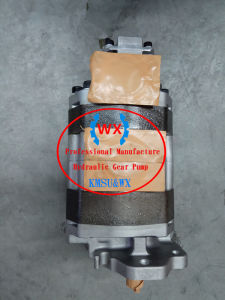 Гарантия на один год на заводе обеспечивает гидравлический шестеренчатый насос 705-95-03010 705-95-03011 для Komatsu Самосвал HD/HD405-7325-7