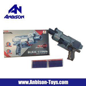 最も新しい電気おもちゃ銃の柔らかい弾丸銃のおもちゃ