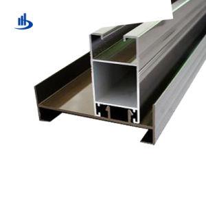 Fenêtre de profils en aluminium Porte Cadre en alliage en aluminium