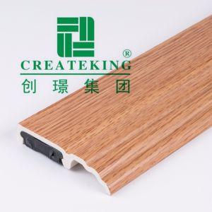 Clips Createking Installnation rapide des plinthes en PVC étanche