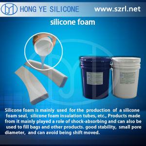 Spuma il silicone per isolamento termico