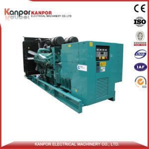 тепловозный генератор 1200kw с двигателем 16 цилиндров для Австралии