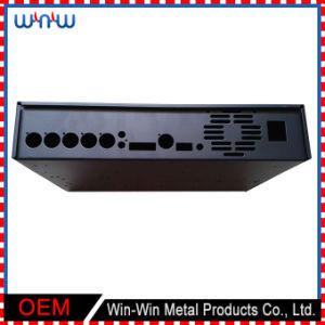 Progettare la timbratura per il cliente della cassetta di controllo del metallo della giunzione di distribuzione di energia elettrica del prodotto