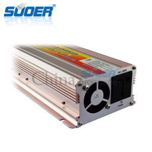 Suoer inversor solar de 2000W inversor cargador (SUA-2000C)