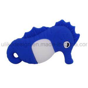 Caballito de mar PVC unidad Flash USB OTG (UL-PVC020-02)