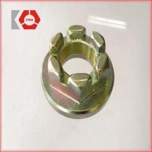 Les écrous plaqué zinc spécial couleur