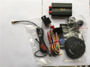 Vierradantriebwagen-Band Ableiter-Einbauschlitz-diebstahlsichere Bewegungs-Warnung des GPS-GPRS SMS ursprünglicher Coban Echtzeitverfolger-Tk103A durch SMS