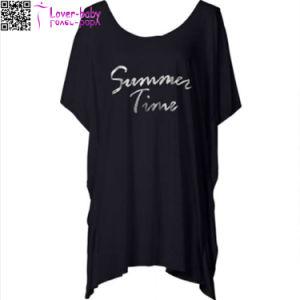 Heure d'été T-shirt robe de plage L38411