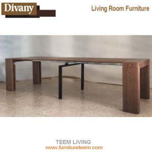 Teem мебель современная выдвигаемая обеденный стол