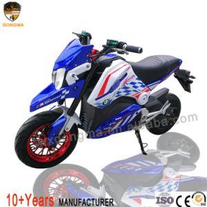 Electric Motorcycle (M3) avec 3000W Le moteur en 72V