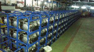 アフリカの市場のための終夜の650ワットガソリン発電機を実行する信頼できる品質