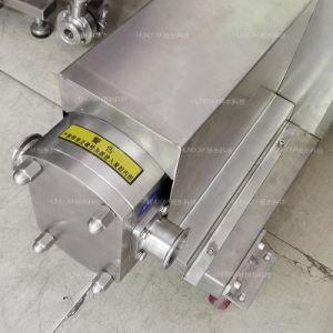 Baixa velocidade de transferência removível Manteiga de amendoim bomba bomba de lóbulo rotativo tipo alimentar