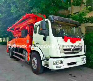 29M 35M 38M vrachtwagen-Opgezette Concrete Pomp