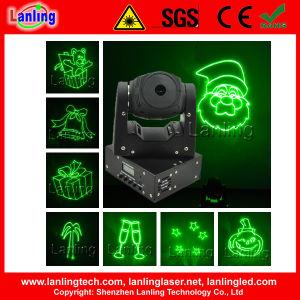 2014 мини-перемещение головки лазер Disco DJ клуба этапе фонари
