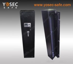 Biométrico de huellas dactilares de bloqueo electrónico del Rifle seguro con la capacidad de 3 Gun