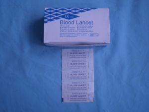 Blut-Lanzette
