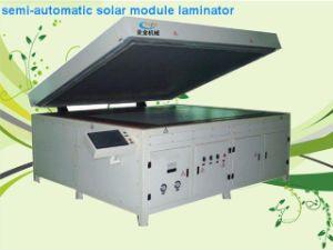 Semi-Atutomatic Laminador Solar