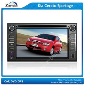 KIA Cerato Sportage (z-2955S) 협정 쇄석기를 위한 ImAutoradio GPS 차 DVD