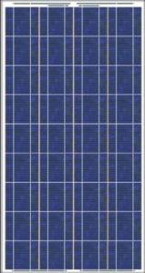 Pannello solare 120W (RYW120) di PV
