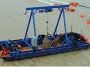 De Monitor van D van de Pomp van de Modder van LCSubmersible (NSQ30-30-7.5) (tyl-M305LCD)