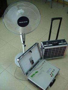 Переносной генераторной солнечной энергии