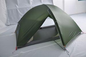 Deux personnes ultra-léger en silicone étanche de Camping Tente de luxe