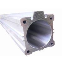 Dunne Stijl een Buis van de Cilinder van het Aluminium van het Type (SMC) Pneumatische
