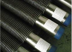 L'aletta longitudinale quadrata a spirale dei fintubes di Tubings dell'aletta di ERW convoglia i tubi di aletta alettati dei tubi alettati dei tubi