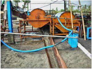 Сепаратор завода по обработке железной руд руды магнитный