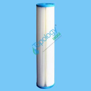 Cartucho de filtro de alto caudal de agua sin red