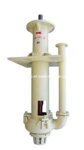 고무 강선 수직 슬러리 펌프 (LNM)